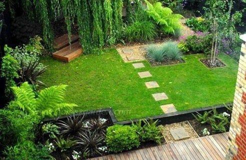 come arredare un giardino  Giardino fai da te
