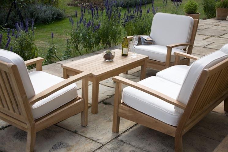 Mobili da giardino in legno  mobili da giardino  Tipologie dei mobili da giardino in legno