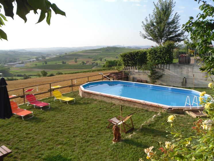 Piscine da giardino fuori terra  piscine  Piscine fuori