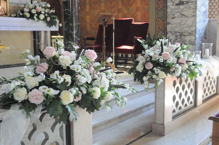 Addobbi floreali in chiesa  Fiorista  Fiori per