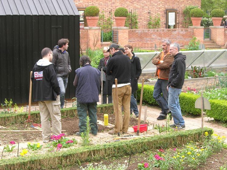 Corsi giardinaggio  giardinaggio  Corsi per imparare il giardinaggio