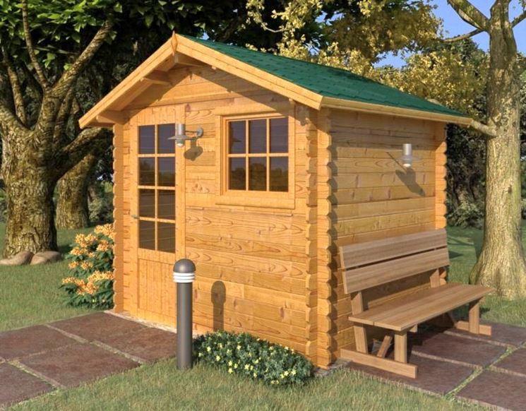 Casette in legno da giardino  Casette da giardino  Casette da giardino