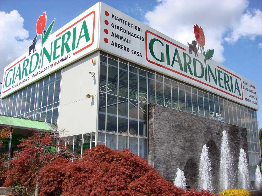 Contatti  Giardineria