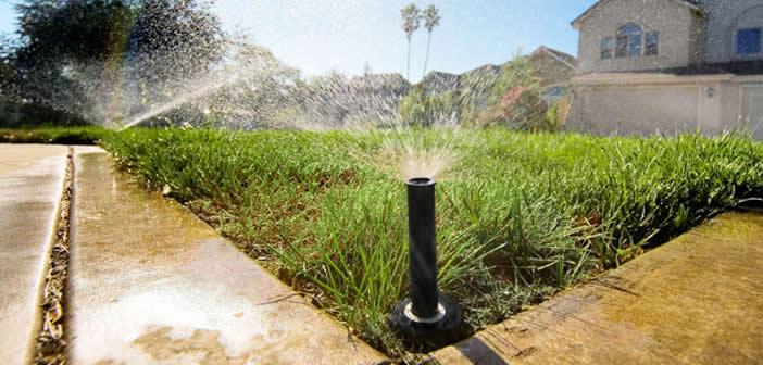 tipi di irrigatori