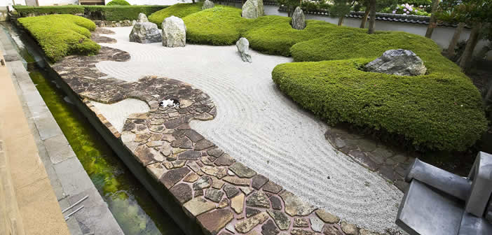Giardini Giapponesi il Karesansui