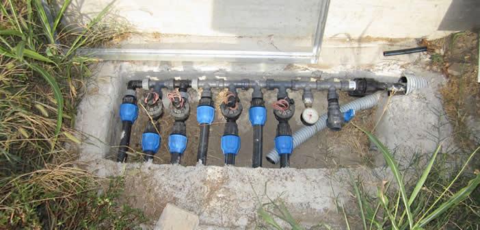 irrigazione interrata