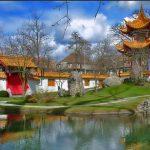 Il giardino alla cinese