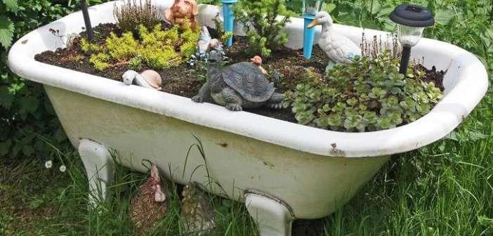Idee originali per il giardino