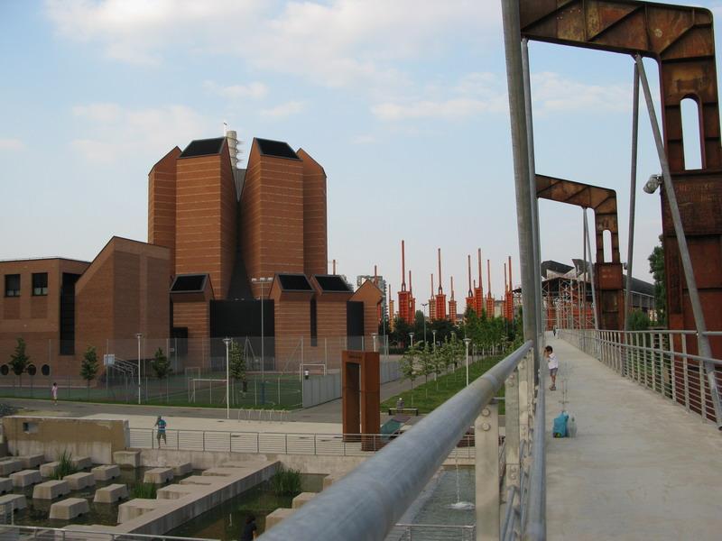 Torino il nuovo Parco Dora di Peter Latz  Giardini in viaggio