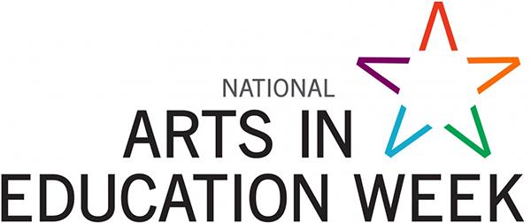 National Arts in Education Week Begins Sunday