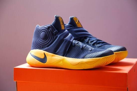 Nike Kyrie 2 cavs yellow nero shop