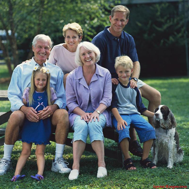 Família Mórmon