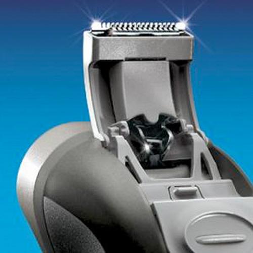"""Aparador de costeletas: use-o apenas para cortar a barba grande, jamais para """"cortar a costeleta"""""""
