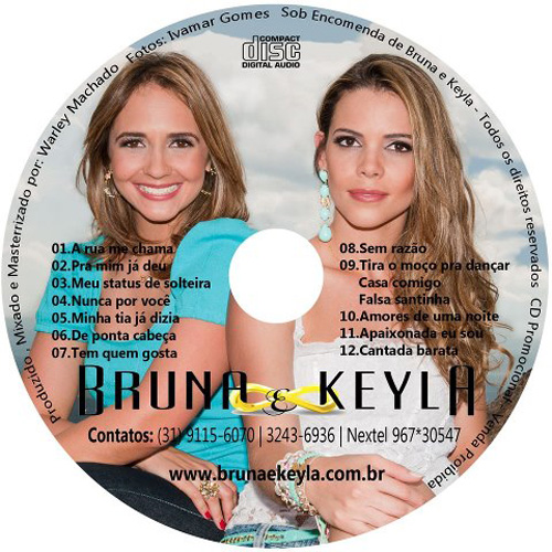 disco-bruna-e-keyra