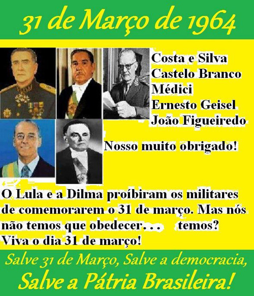 PRESIDENTES-DA-REVOLUÇÃO-64