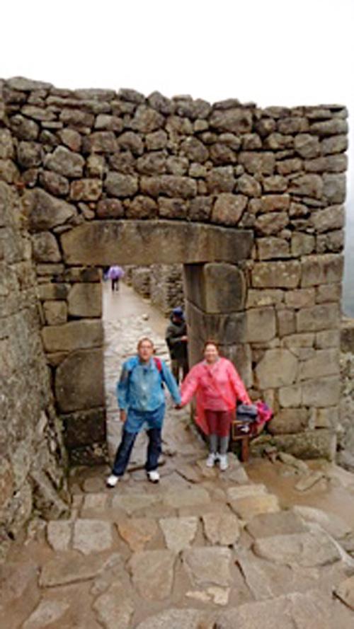 Machu Picchu - um lugar de perder a respiração!