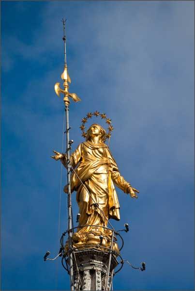 Il Duomo di Milano Cattedrale di luce e bellezza  GibArt