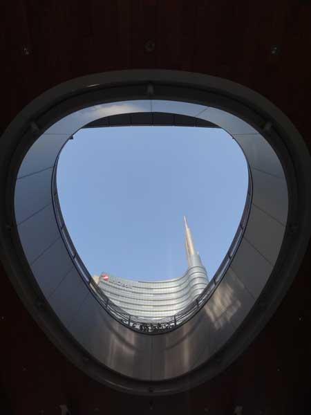 Milano contemporanea Quartiere Porta Nuova Garibaldi ex Varesine isola  GibArt