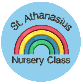 St Athanasius Primary School Badge