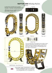 английское колесо цена, купить английское колесо , заказать английское колесо, изготовление станка английское колесо.