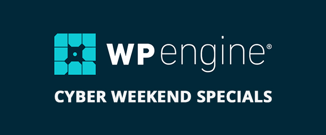Get 5 months free with WP Engine!