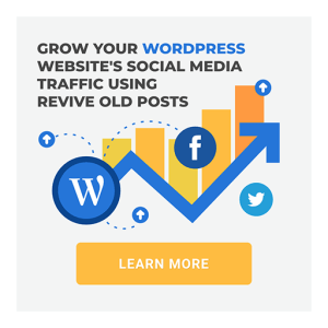 Revive Social WordPress Plugin