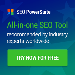 SEO Powersuite the All-In-One SEO Tool