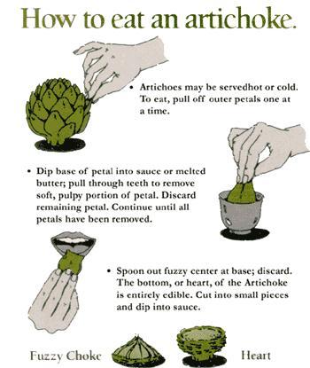 Carciofi sabbiosi  Cucina Vegetariana Antipasti contorni