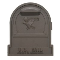 Arlington Mailbox | Post Mount Mailbox | Gibraltar Mailboxes