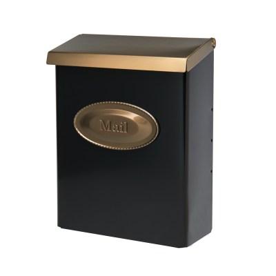 Designer Locking Mailbox