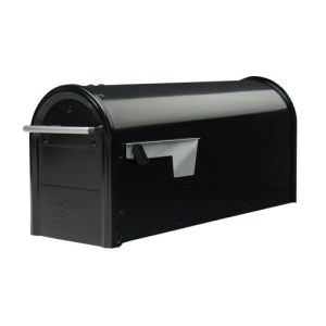 Franklin Post Mount Mailbox