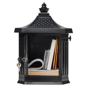 Hamilton large locking mailbox