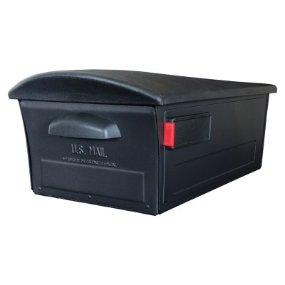 Mailsafe Post Mount Mailbox
