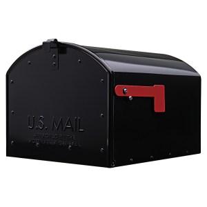 Storehouse Post Mount Mailbox