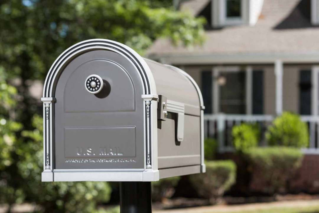 High Grove Decorative Mailbox