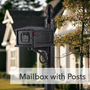 Mailbox and Post Product Category