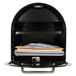 MB981B01 Mailbox Size