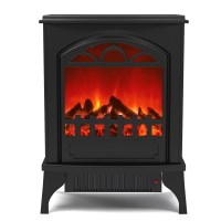 Phoenix Electric Fireplace Free Standing Portable Space ...