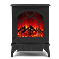 Aries Electric Fireplace Free Standing Portable Space ...