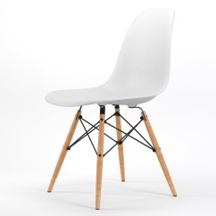 White Wooden Dining Chairs Human Touch Zero Gravity Chair Parts Armin Wood Leg Side In