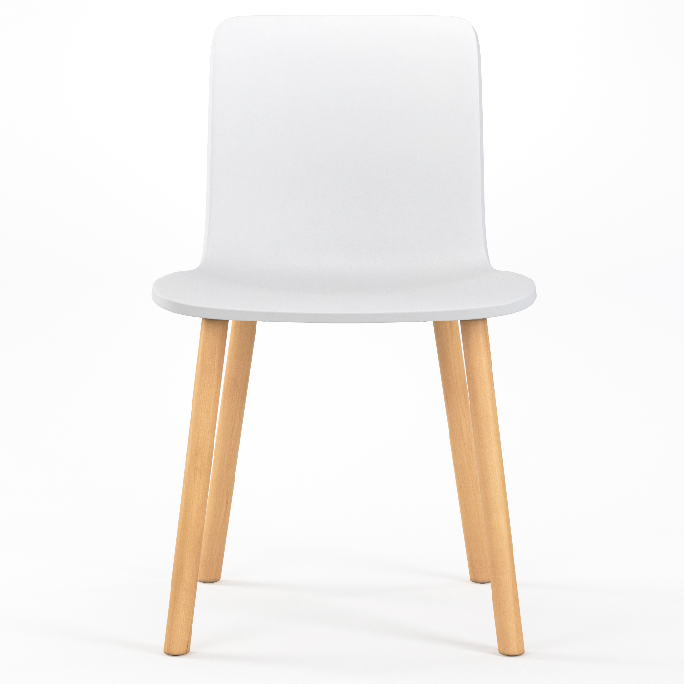white plastic dining chairs black wingback chair covers studio modern in