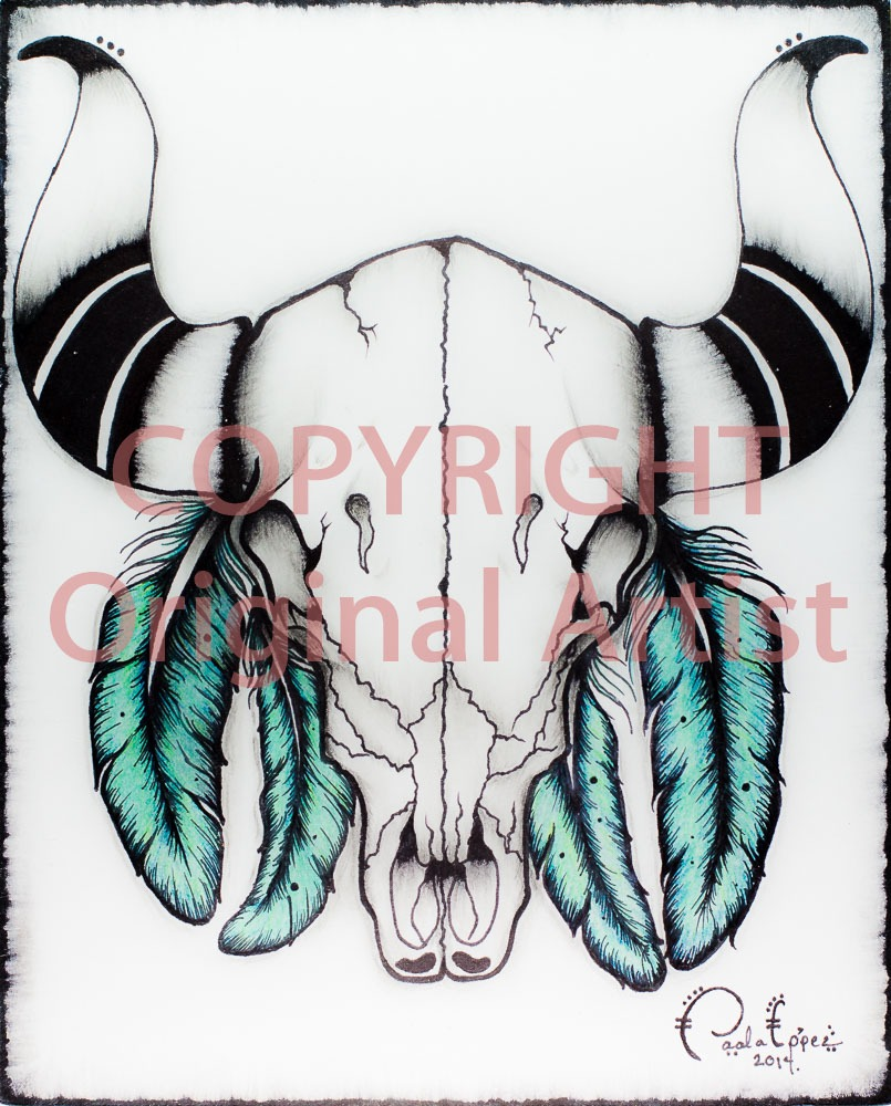 fine art reproductions gallery - image of a reproduction produced by Giclee Yoshimatsu for artist Paola Lopez