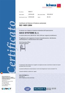 certificato-gestione-ambientale-iso-14001-2004 Corporate