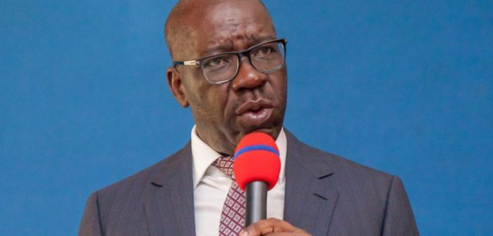 Obaseki makes the crucial announcement as Court suspends Oshiomhole