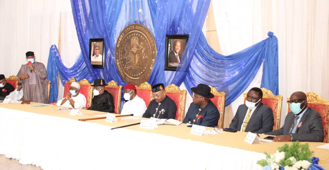 South-south govs: Our resources being used to develop other regions but we are still in need