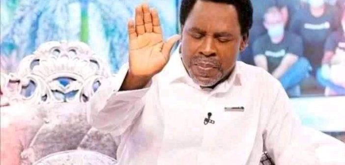 TB Joshua: I will not be able to celebrate my birthday