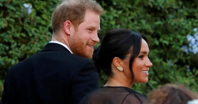 Prince Harry and Meghan Markle announce the birth of daughter Lilibet