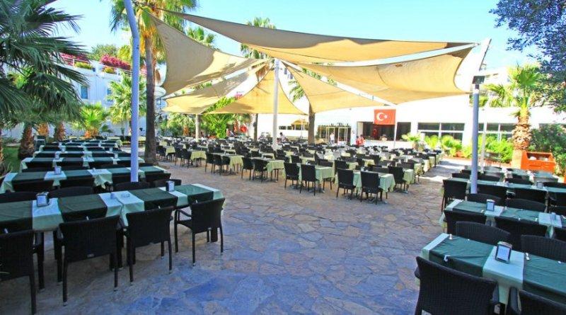 Bodrum Rexene Resort Otel00015