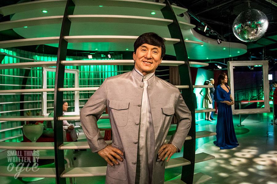 Jacky Chan Madame Tussauds Bangkok26