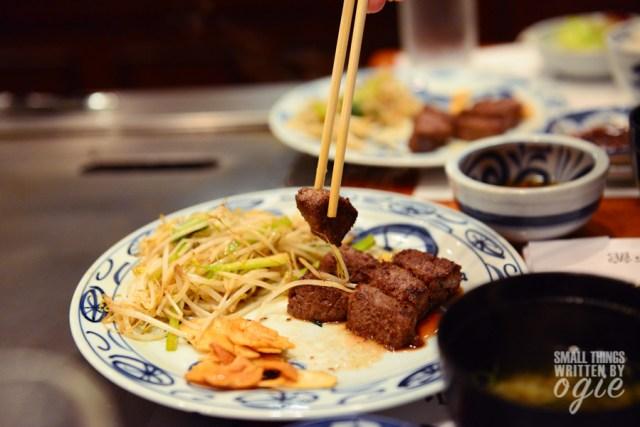 Steak Land Kobe Beef